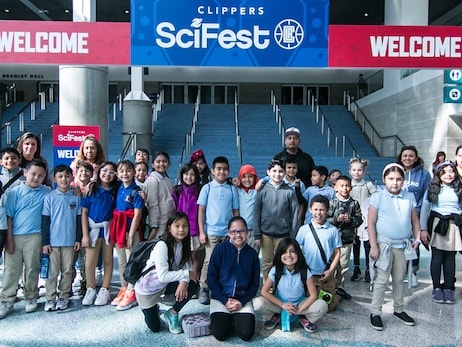 Gallery | Clippers SciFest 2020