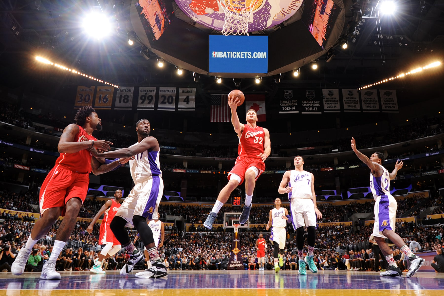 Photos: Clippers vs. Lakers - 12/25/15 | LA Clippers