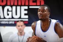 Image of Jordan Hamilton Playing in Summer League