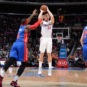 Photos from Clippers vs. Pistons