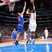 Image of Clippers vs. Knicks