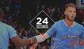 Image of Blake Griffin high-fiving Chris Paul - Article: 24 Seconds With…Blake Griffin  | 3/17/15