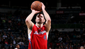 Image of J.J. Redick Shooting 3-pt shot - Article: Rivers: Redick Will Still Get His Shots