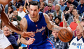 Image of J.J. Redick dribbling - Article: Redick Rolling Into Friday's Matchup With Mavs