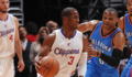 Image of Chris Paul and Russell Westbrook - Article: Redick Sees League MVP On Wednesday's Opponent