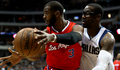 Image of Chris Paul and Amar'e Stoudemire - Article: Clippers Split Road Trip With 129-99 Loss In Dallas