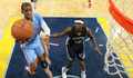 Image of Chris Paul layup vs. Grizzlies - Article: Clippers Host Grizzlies; Face Off Twice This Week