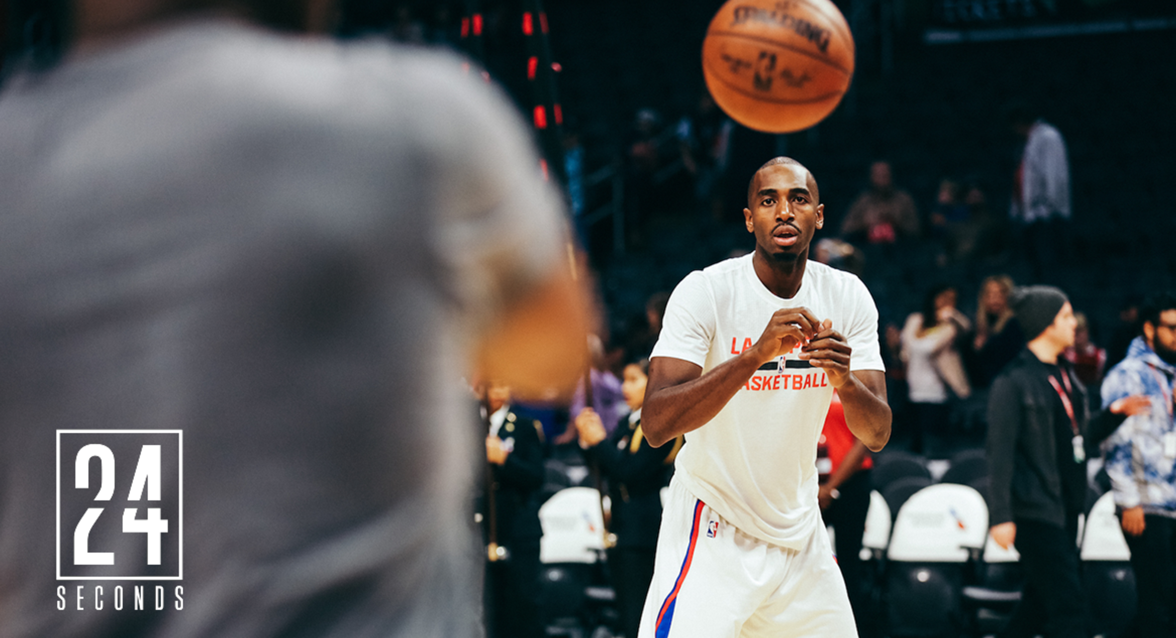 24 Seconds With Luc Mbah a Moute: Cameroon's Win