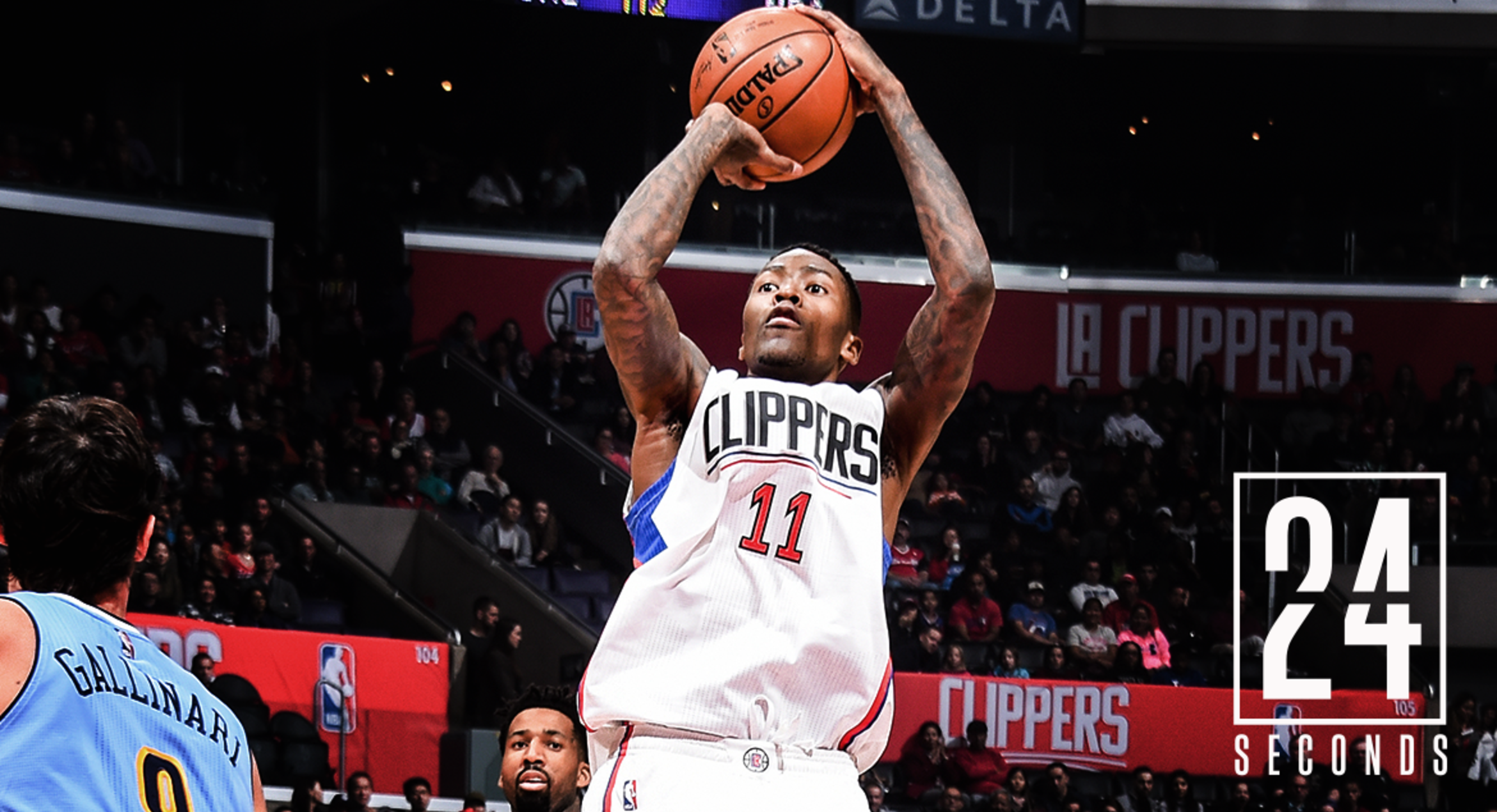 24 Seconds With … Jamal Crawford