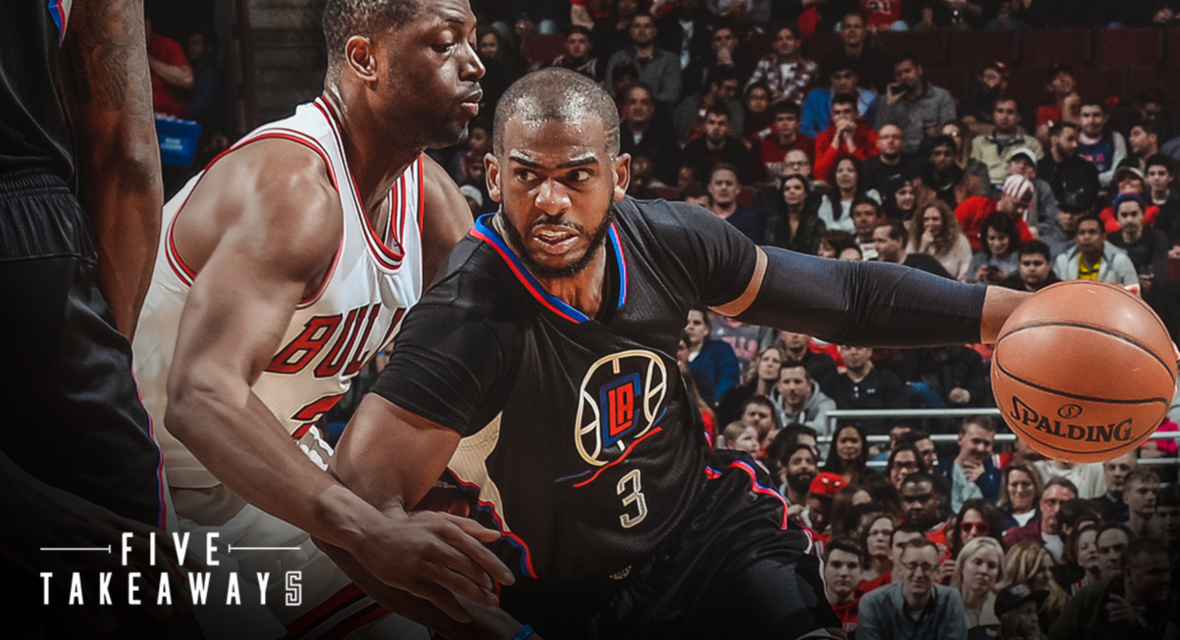 Five Takeaways – Clippers 101, Chicago Bulls 91