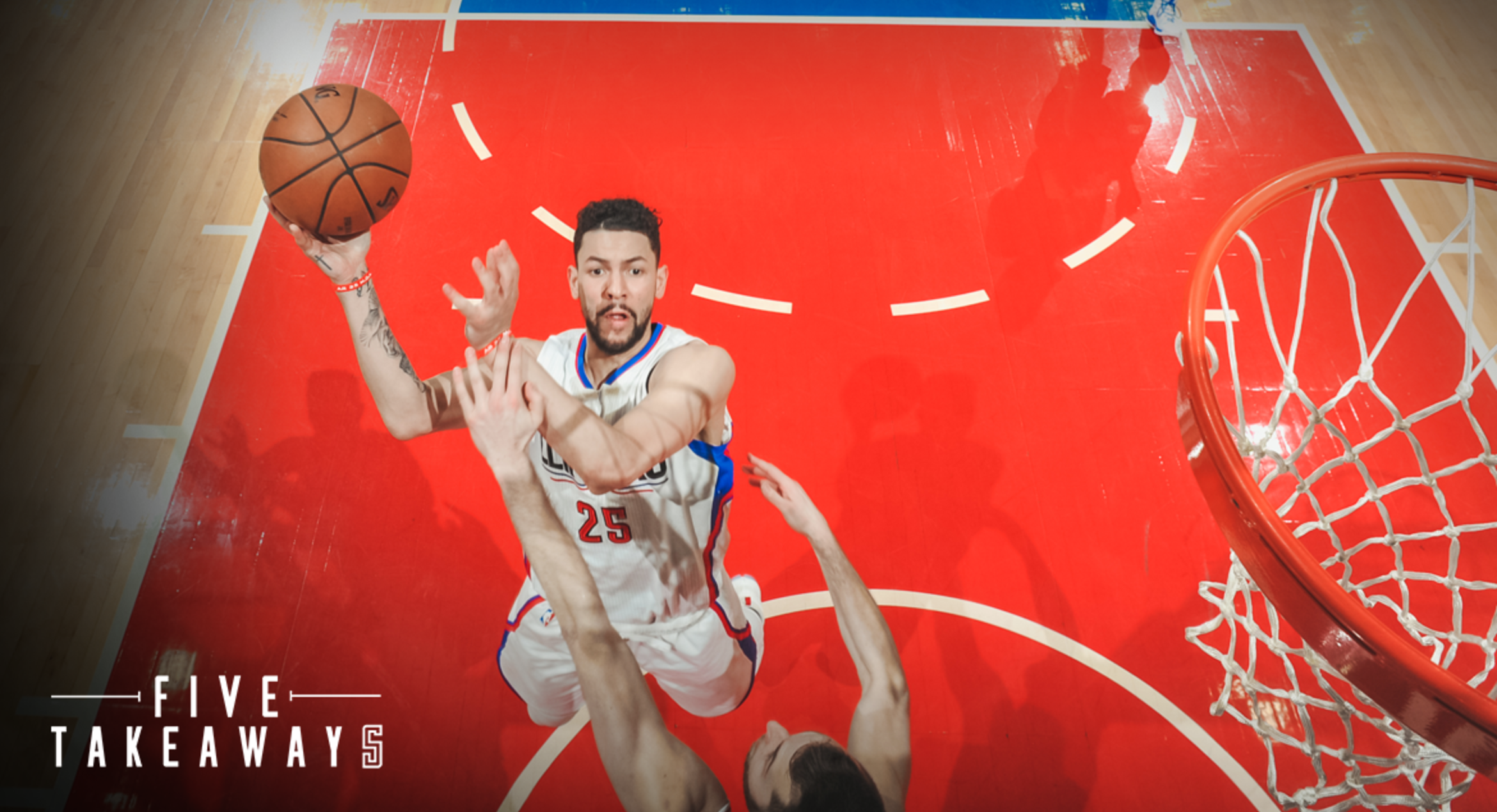 Five Takeaways: Clippers Surge In Fourth Quarter, Beat 76ers