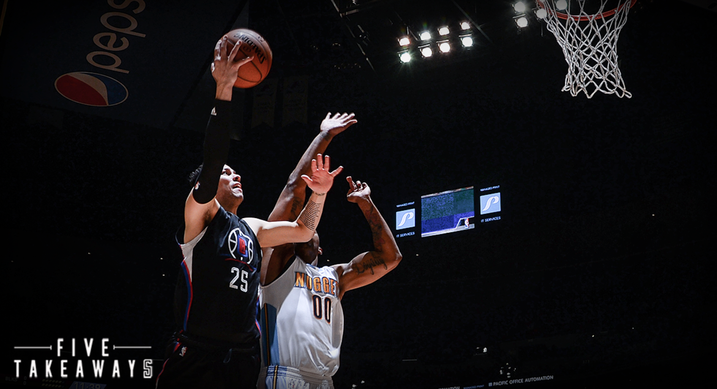 Five Takeaways: Foul Trouble Hurts Clippers In Loss To Nuggets