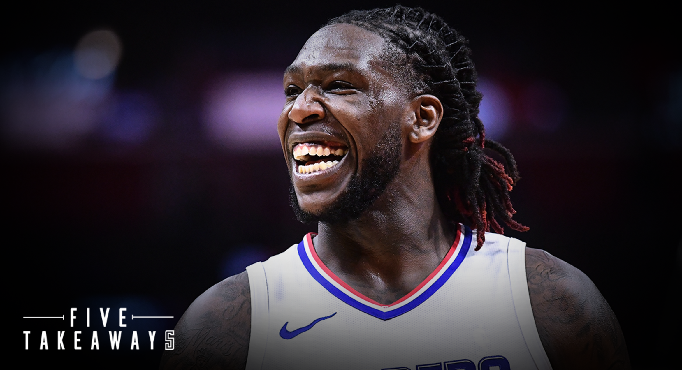 Five Takeaways: Happy Birthday Montrezl