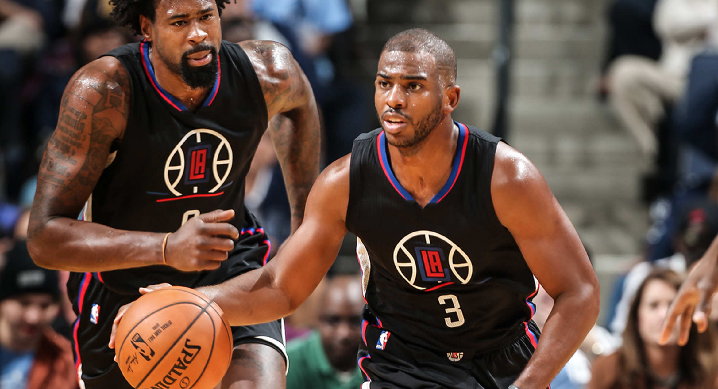 Chris Paul Sets Clippers' Franchise Record For Assists