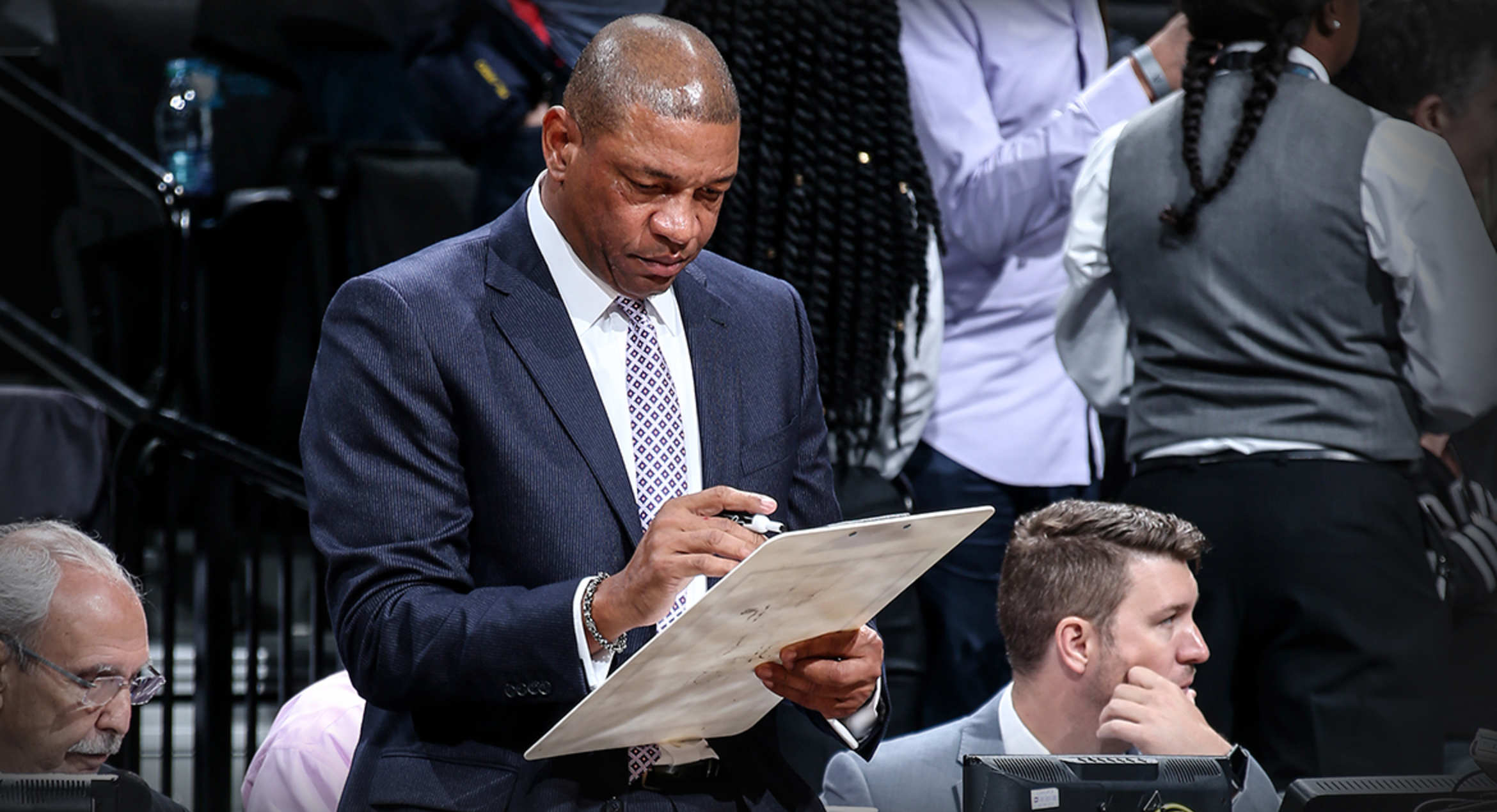Lue Credits Rivers' Tutelage For Knowing When To Push Buttons In Finals