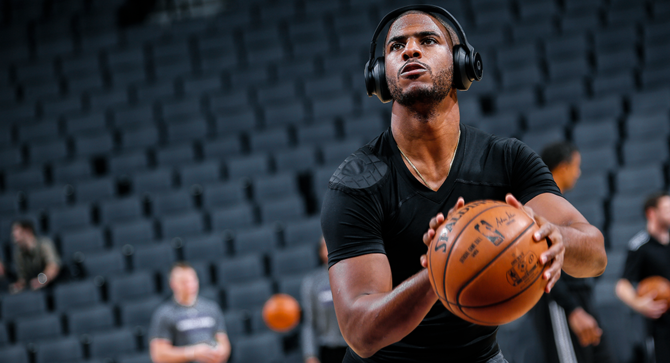 Chris Paul Nears His Return From Hamstring Strain | LA ...