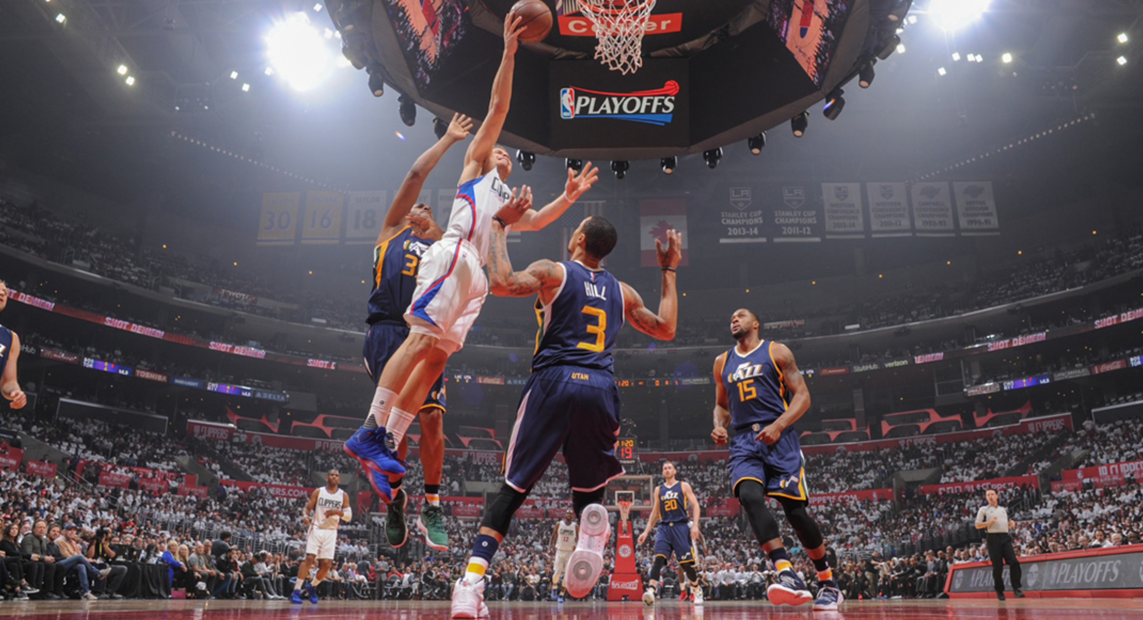 Clippers Travel To One Of The Toughest Places To Play