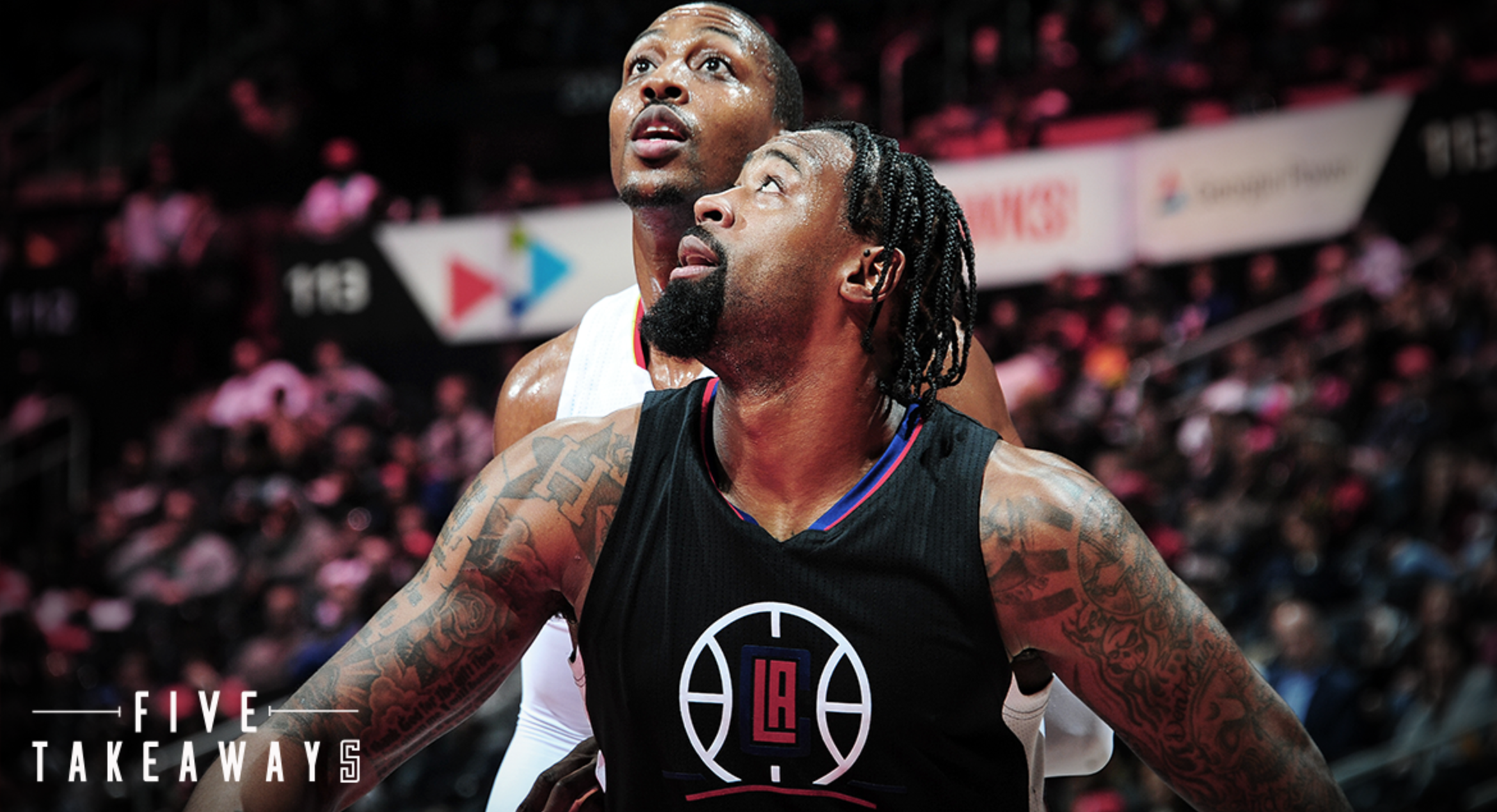Five Takeaways: Clippers Defend Their Way Past Hawks, 115-105