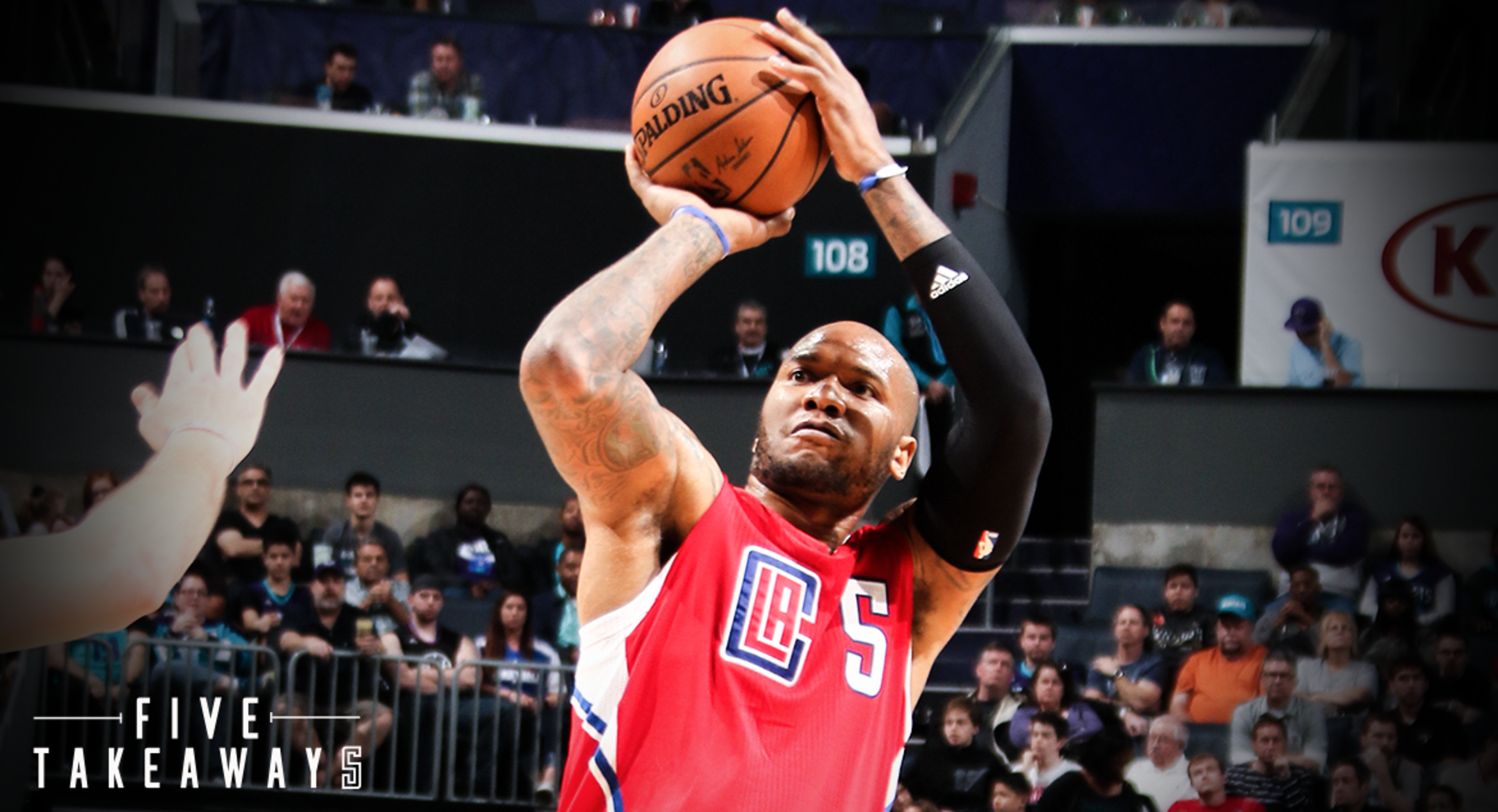 Five Takeaways: Clippers Hold Off Hornets To Win Second Straight