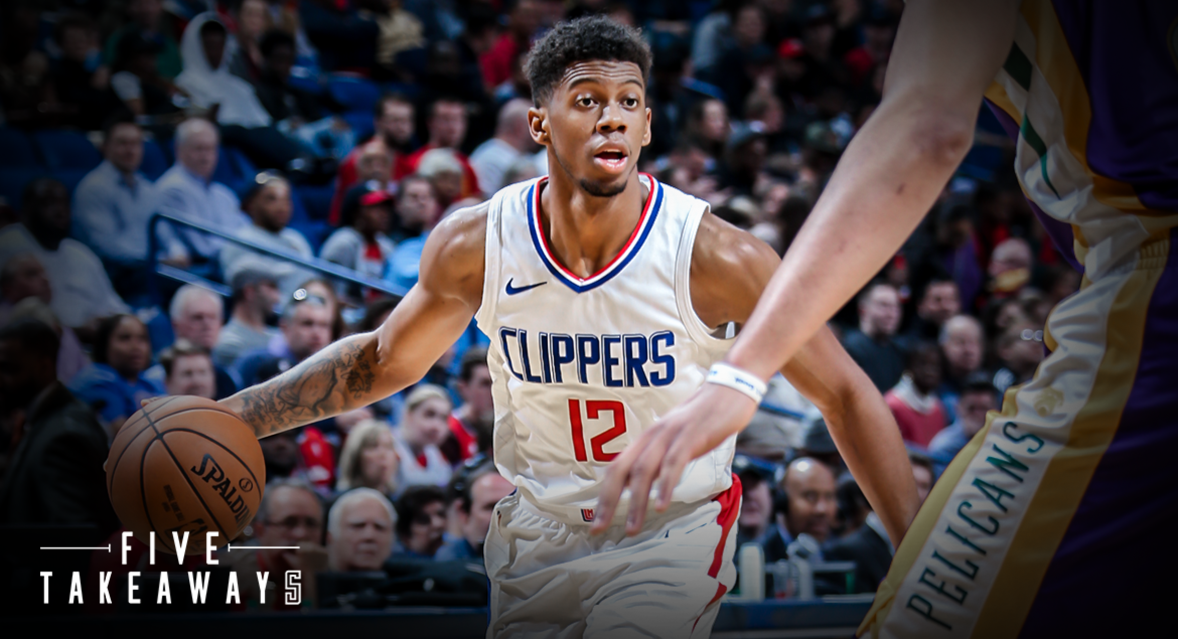 Game Recap - Clippers vs Pelicans