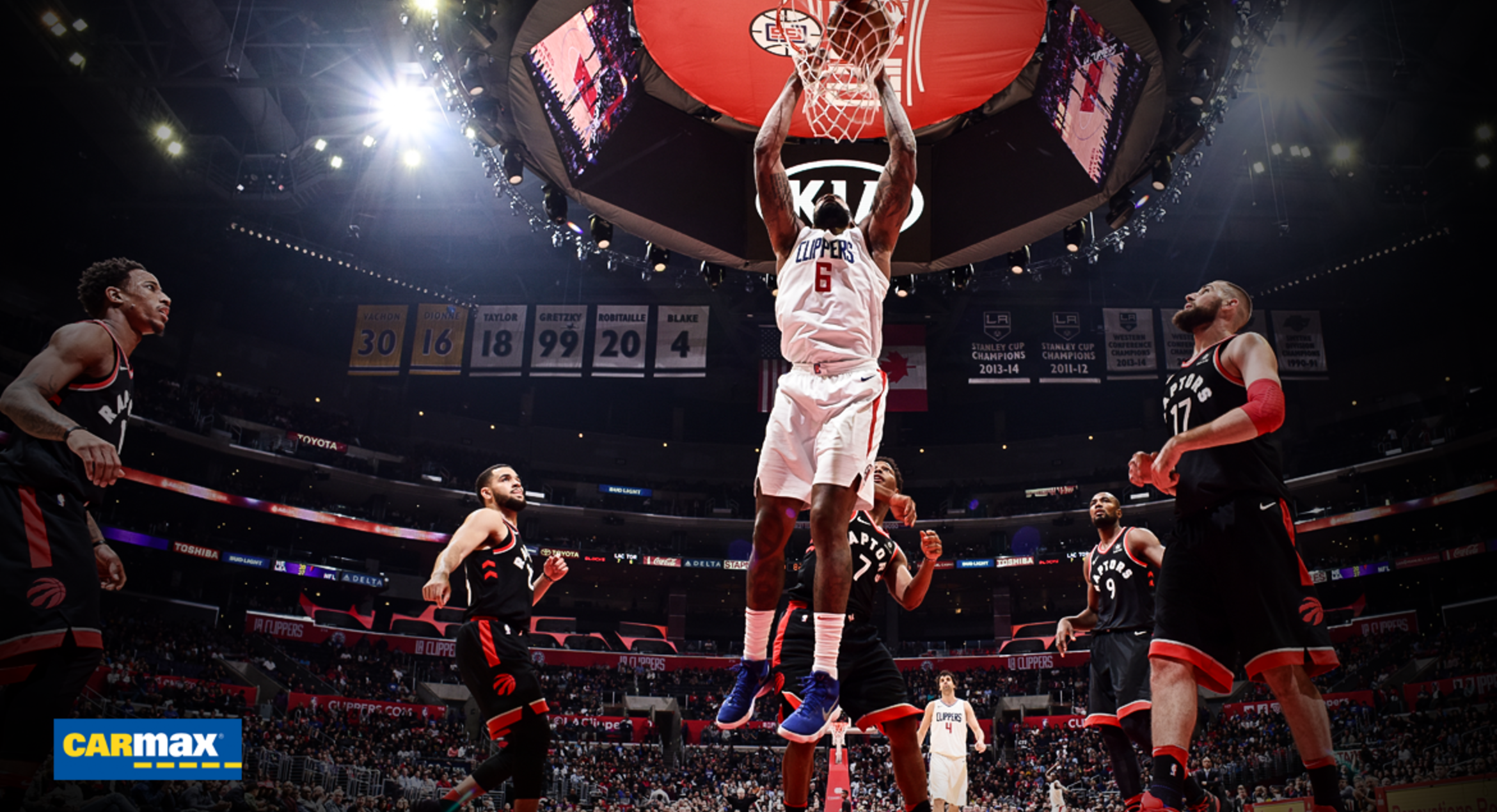 Game Preview: Clippers vs Raptors