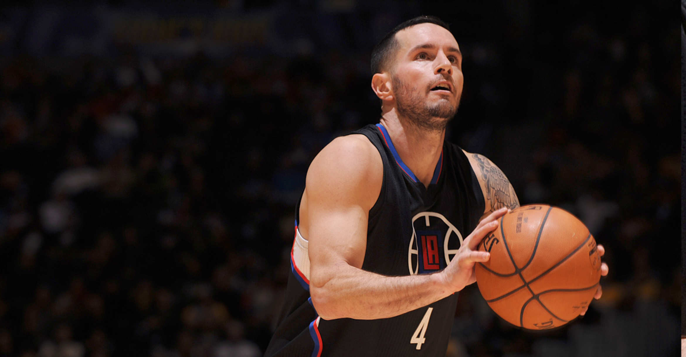 Late Start Gives Redick's Heel More Time To Heal | LA Clippers
