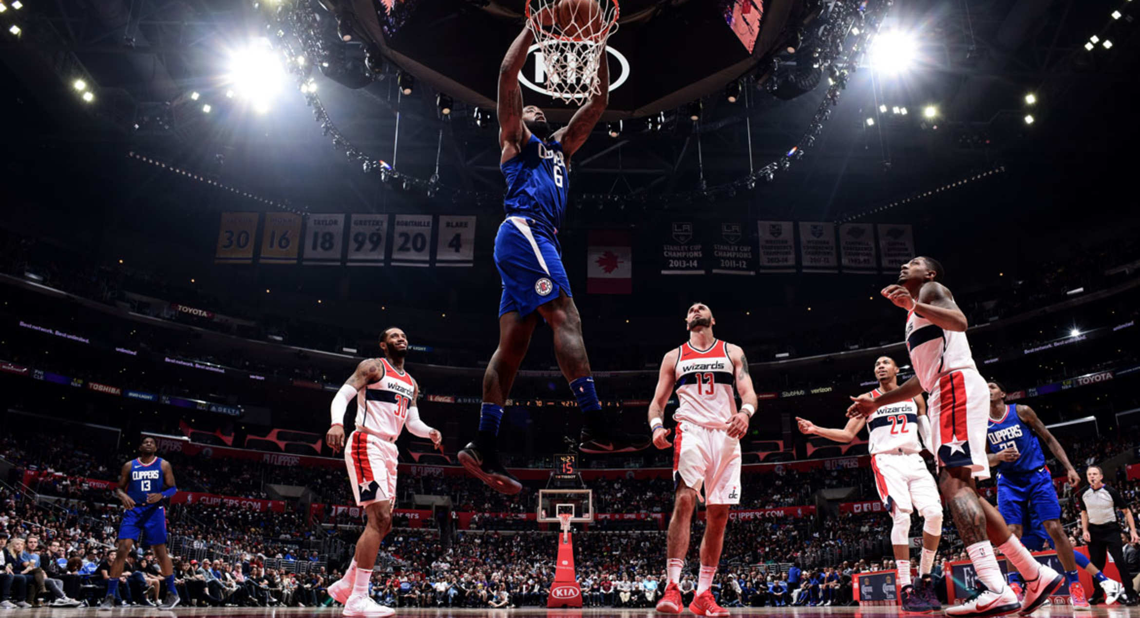 Game Preview: Clippers vs Wizards 12/15/17