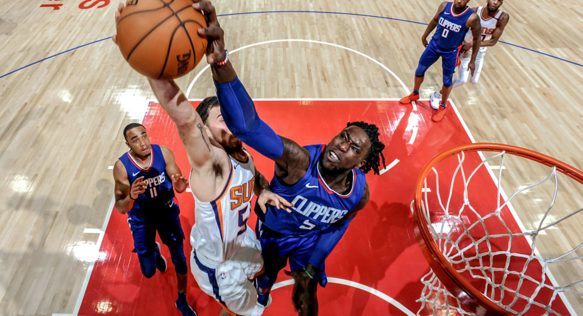 Game Preview: Clippers vs. Suns