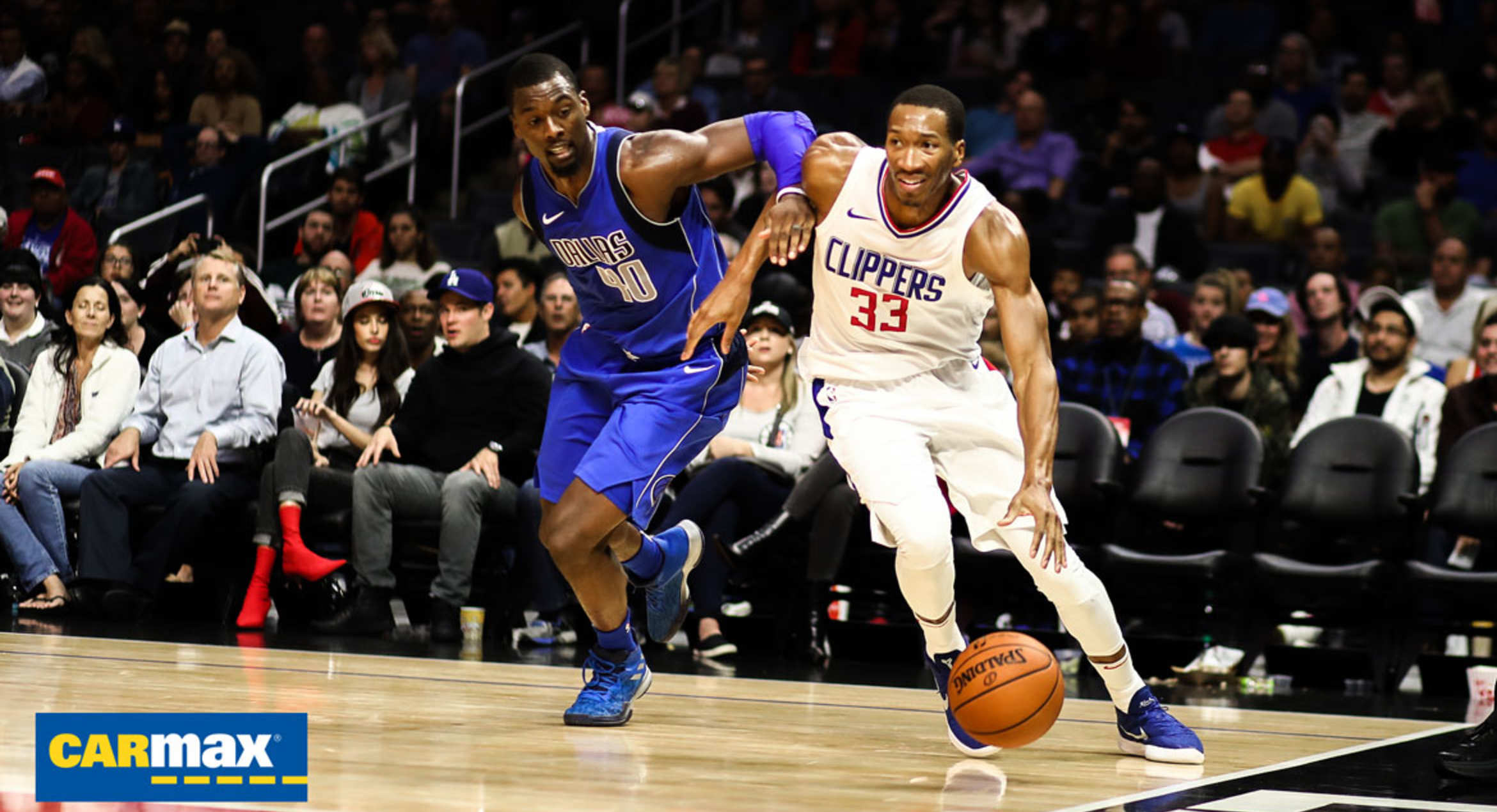 Gameday Report: Clippers vs. Mavericks