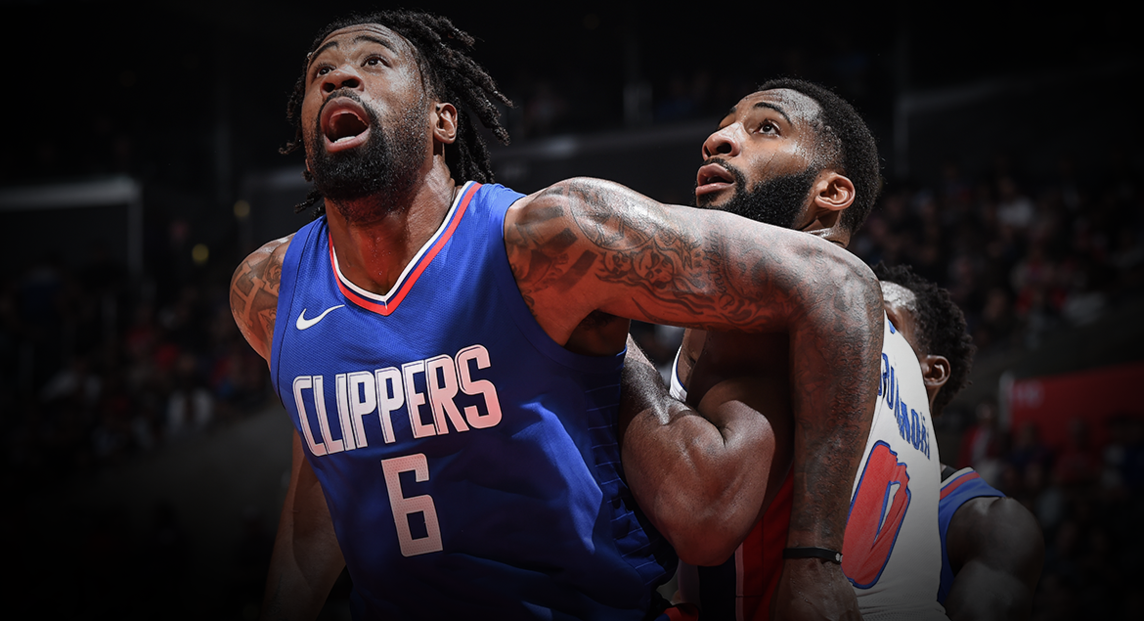 Clippers take on Griffin-led Pistons for first time