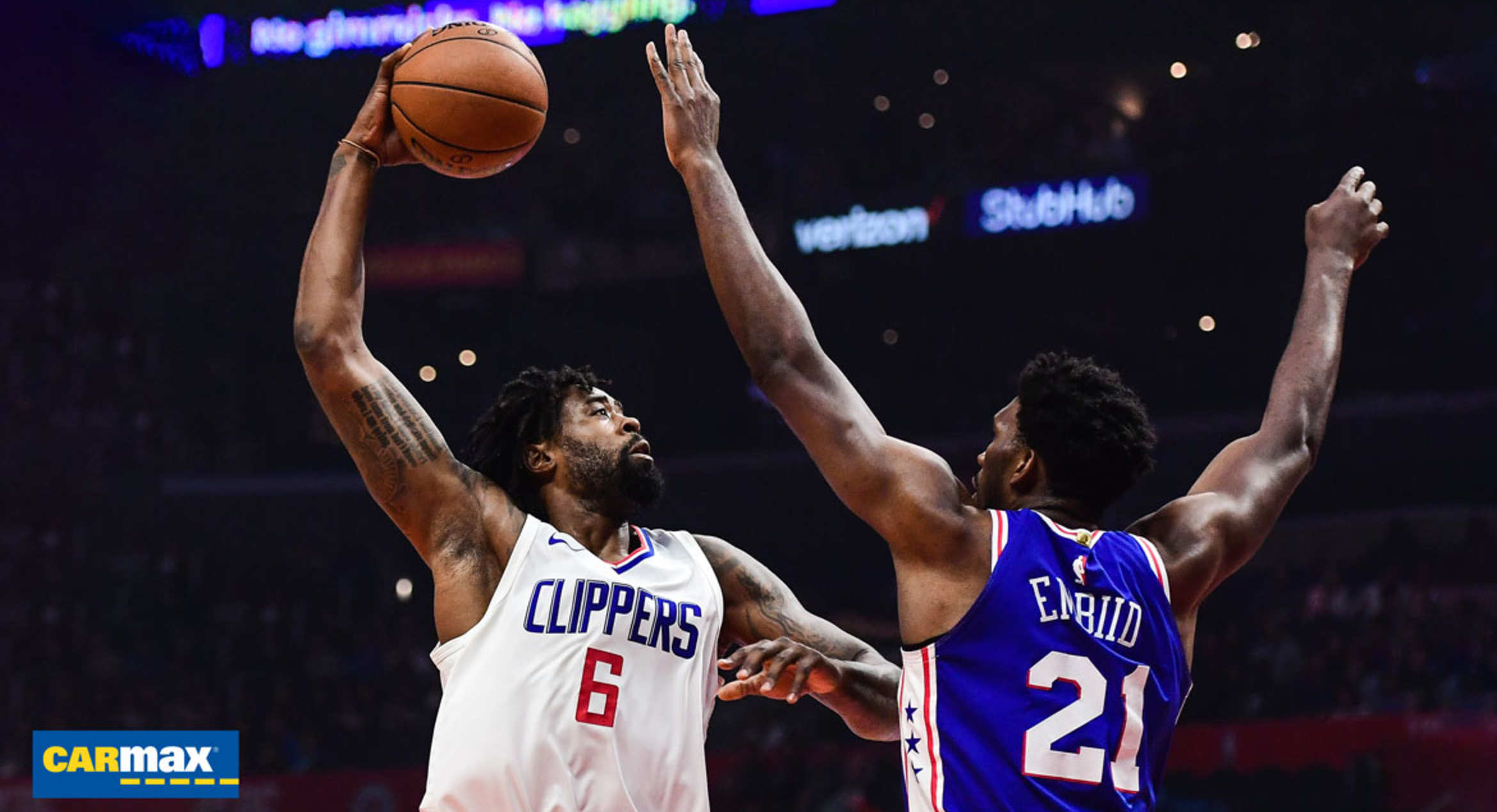 Gameday Report: Clippers vs. 76ers