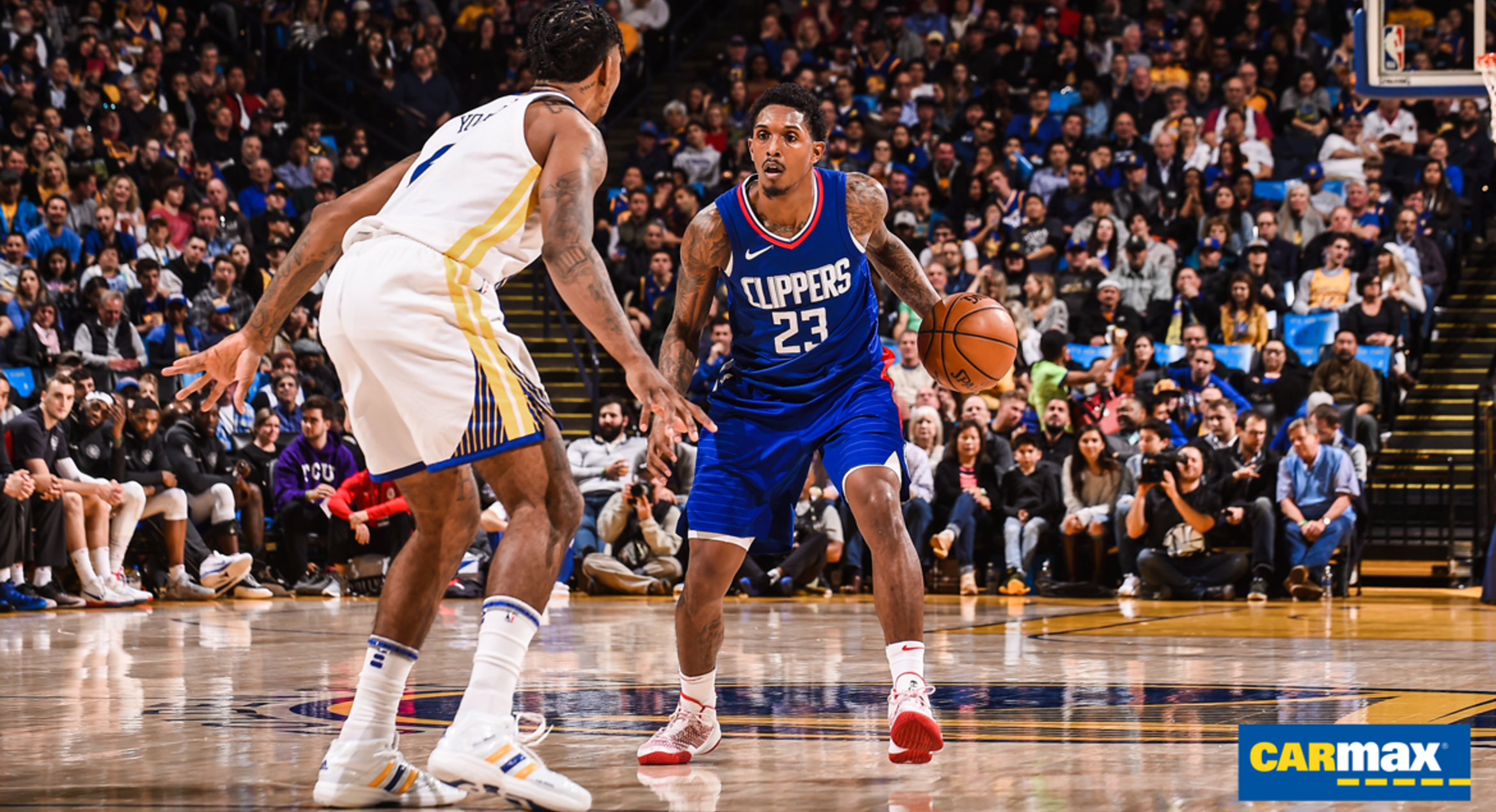Gameday Report: Clippers vs. Warriors