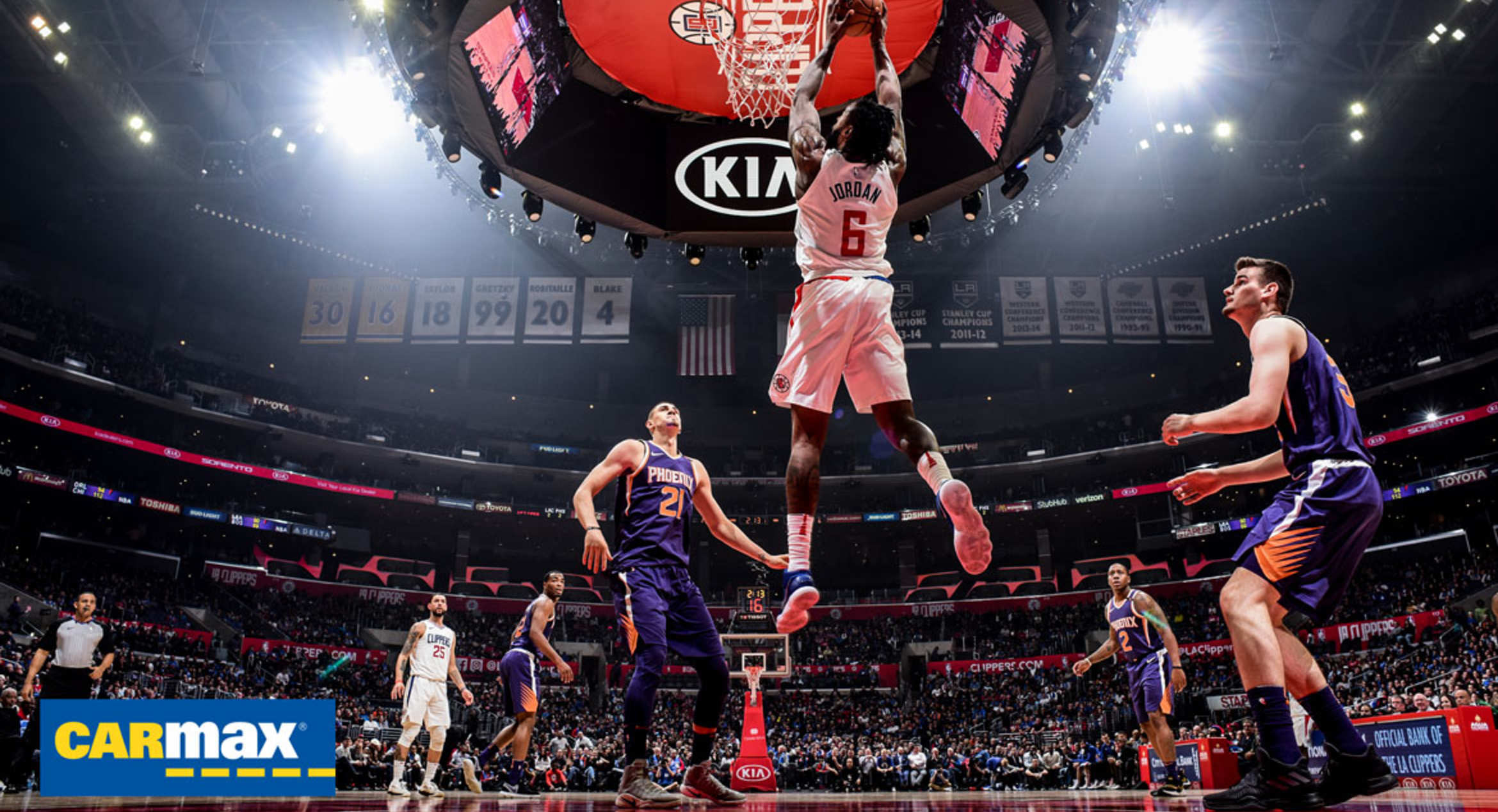 Gameday Report: Clippers vs. Suns