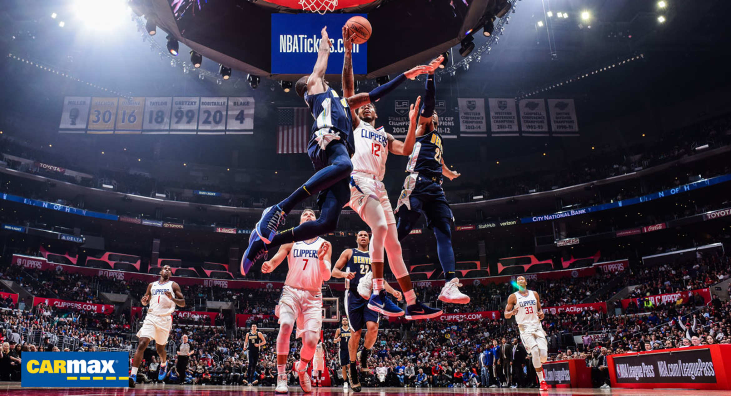 Gameday Report: Clippers vs. Nuggets