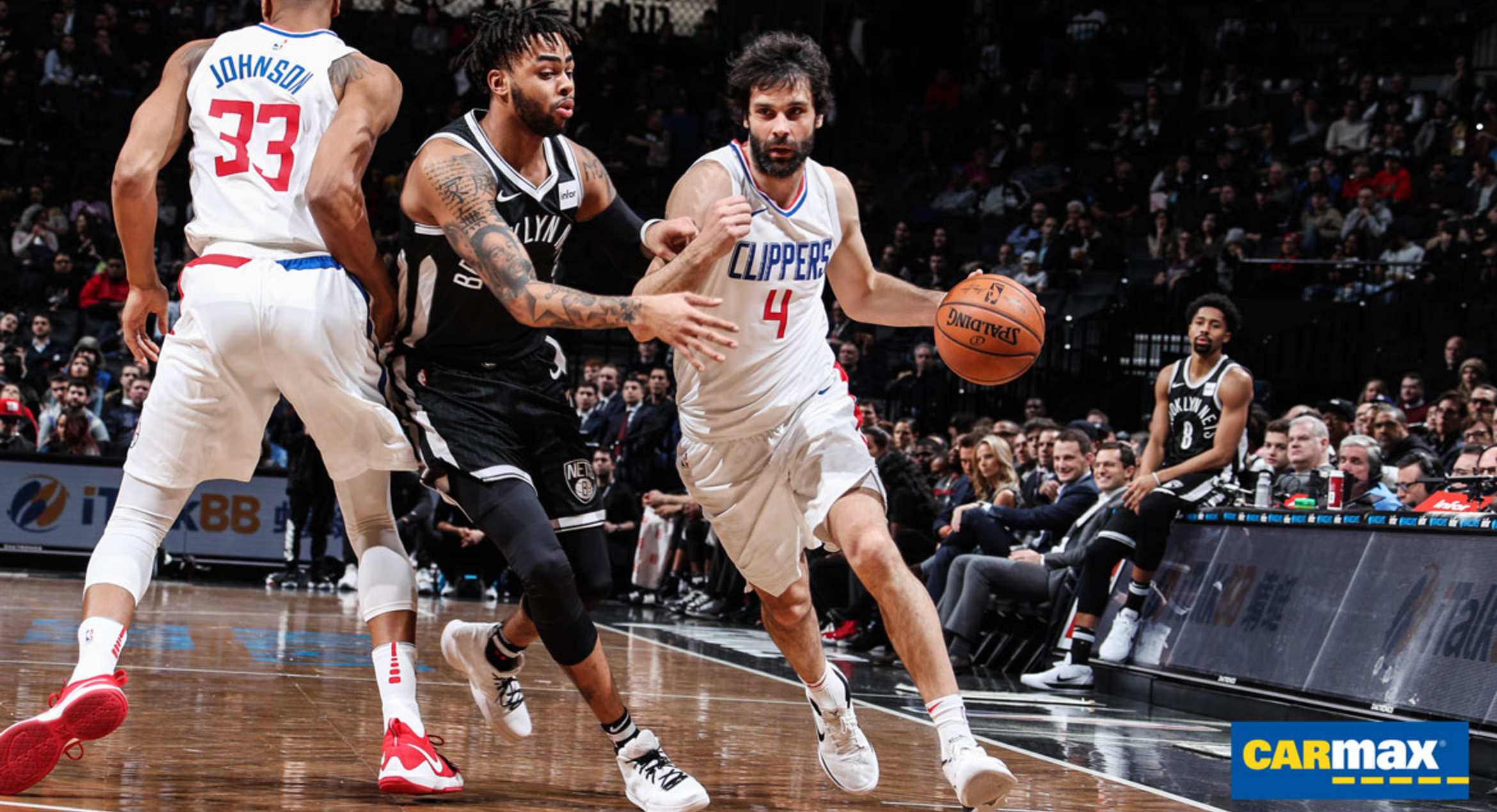 Gameday Report: Clippers vs. Nets