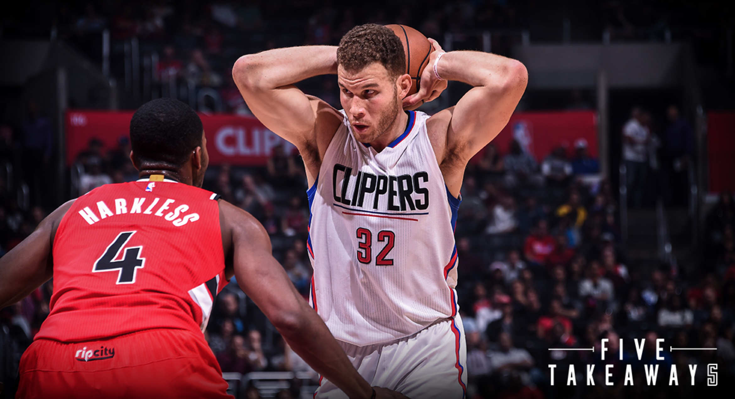 Five Takeaways: Clippers Hold On, 121-120, For Season Sweep Of Portland