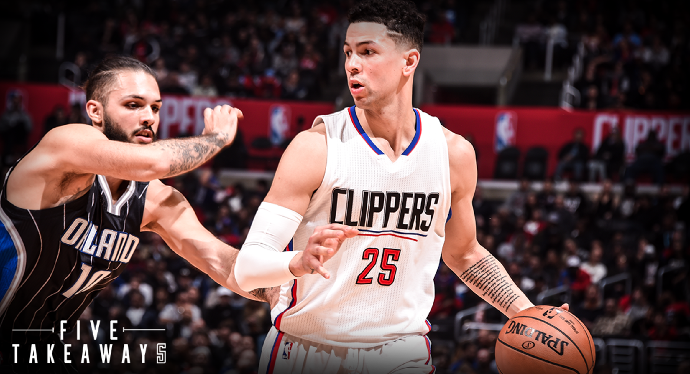 Five Takeaways: Clippers Beat Magic 105-96 For Fifth Straight Win