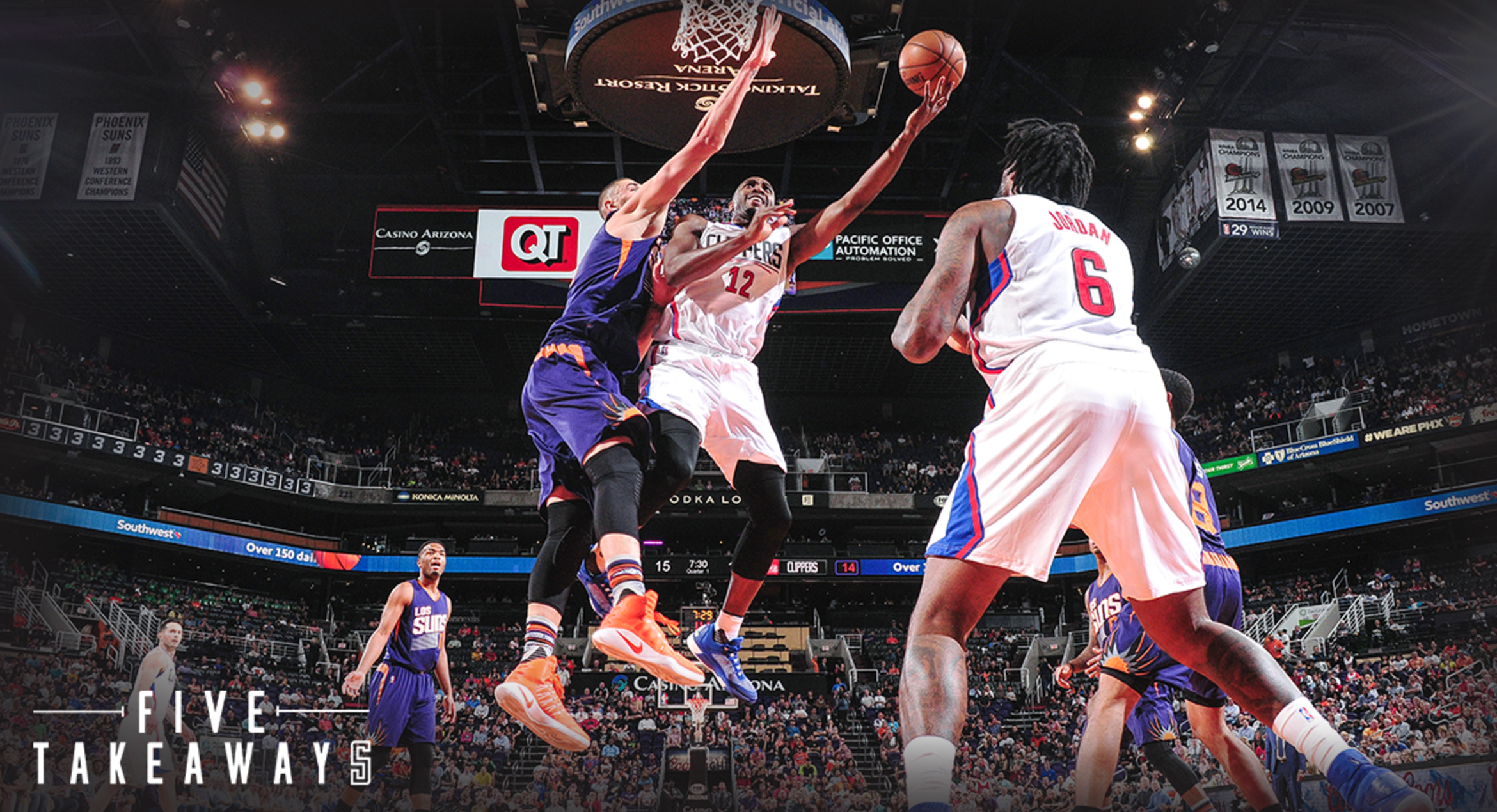 Five Takeaways: Clippers Get Two Hard-Fought Victories On Final Back-To-Back Set Of The Season
