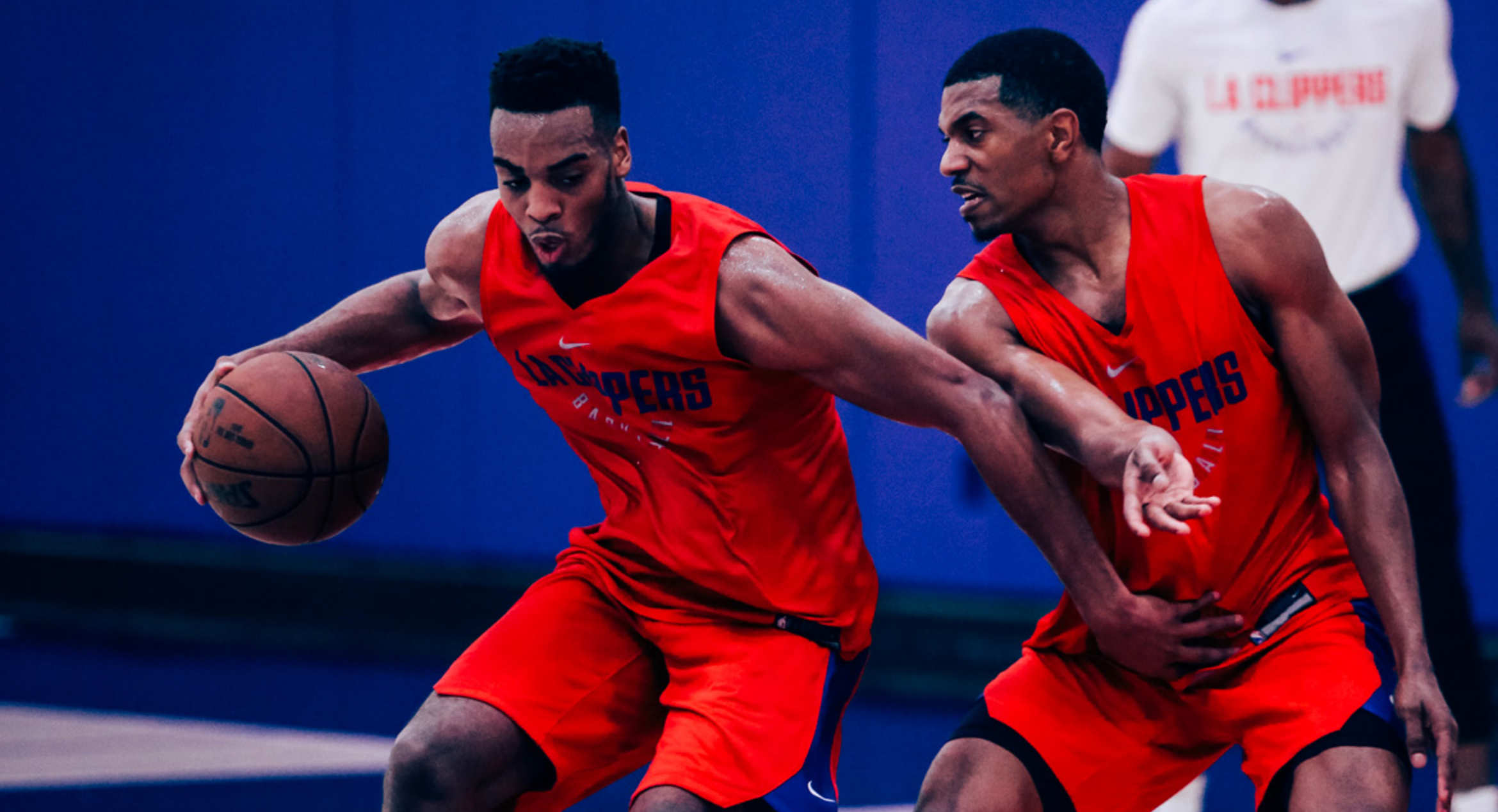 Brown, Melton, and Smith Headline Clippers' Workout