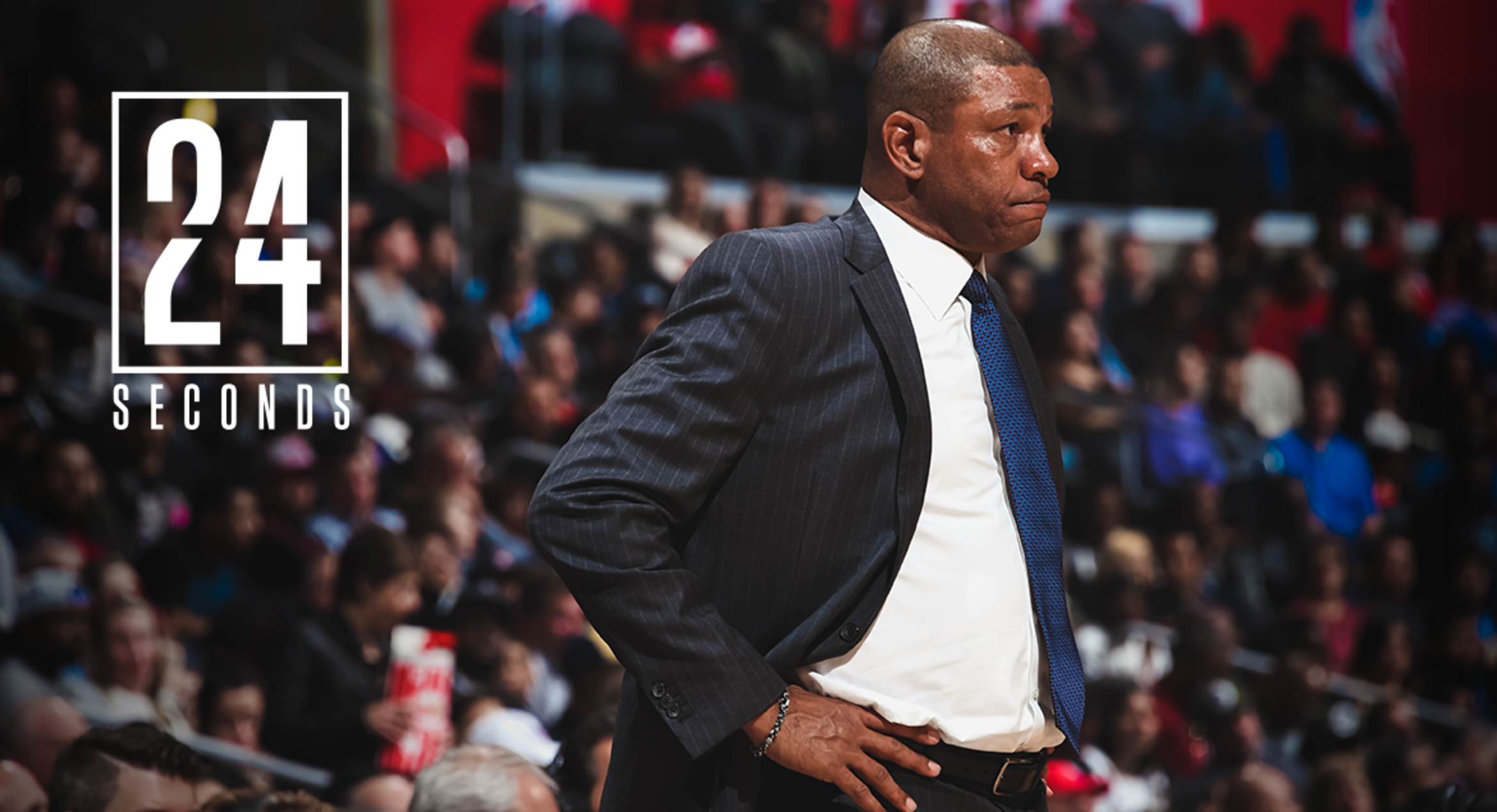 image of 24 Seconds With … Doc Rivers | 12/13/16