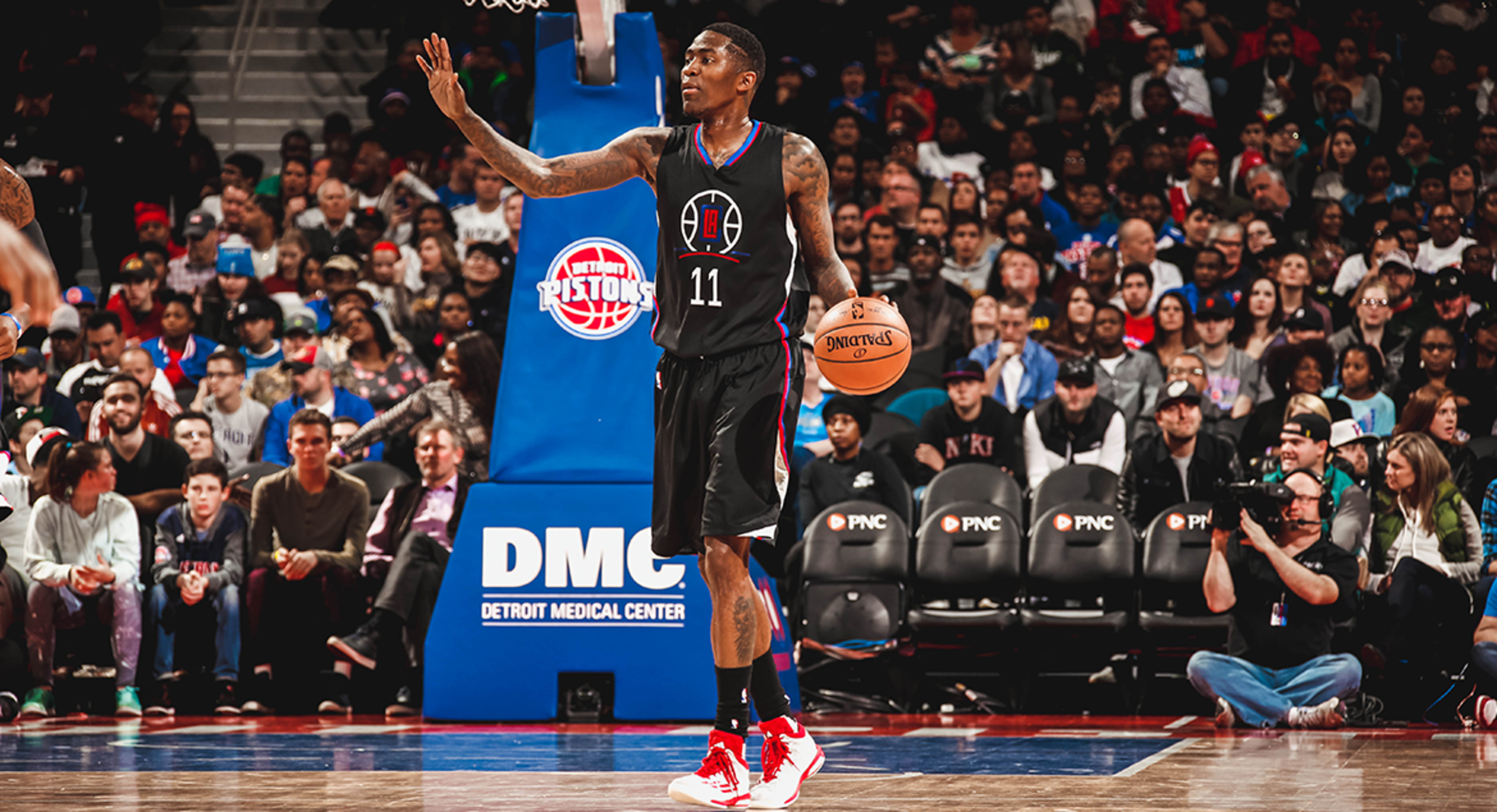 Clippers Offer Credit, Not Excuses, After Win Streak Snapped In Detroit