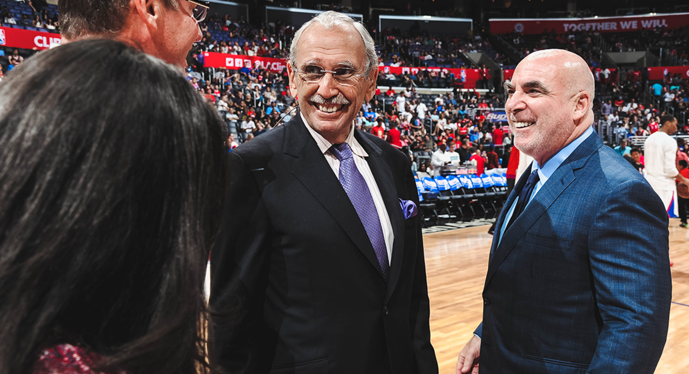 Image of Ralph Lawler Press Release: LA Clippers and Prime Ticket to Celebrate Ralph Lawler's 3,000TH Regular Season Broadcast