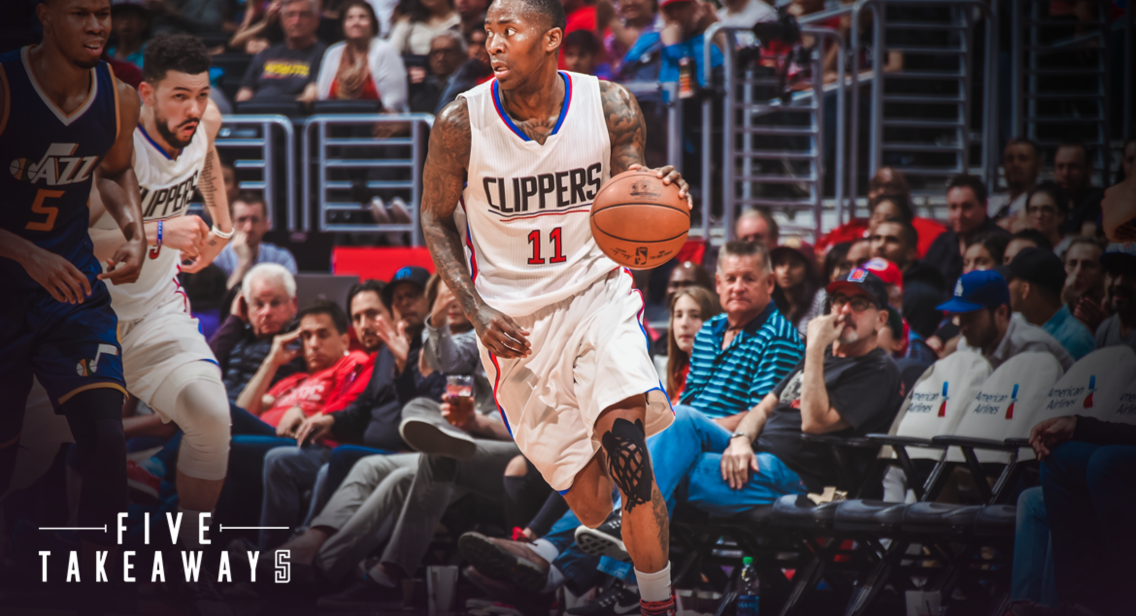 5 Takeaways from the Clippers' Critical Win Over the Utah Jazz