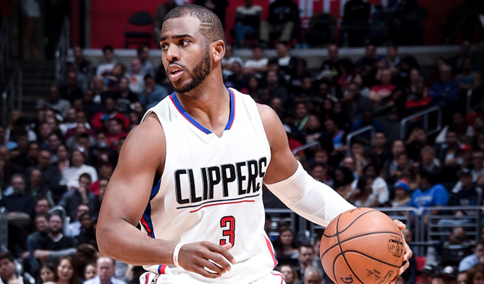 Chris Paul Out For Game With Sprained Left Thumb