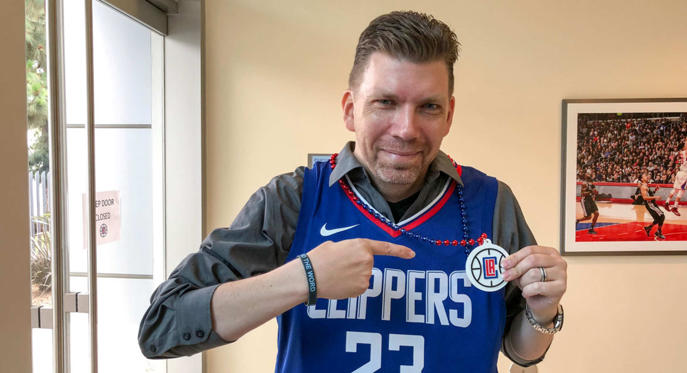 Clippers Find Their 2018 Draft Lottery Lucky Charm