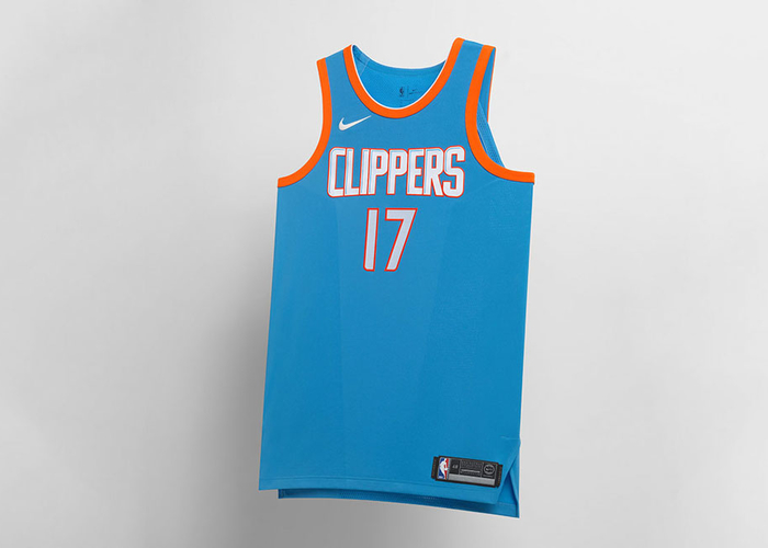 Clippers New Jersey Inspired By San Diego Era Los Angeles Clippers
