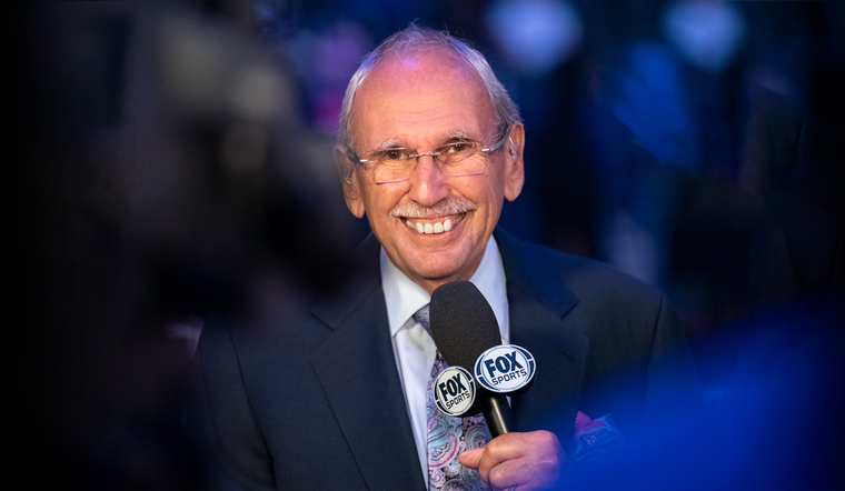 Ralph Lawler Named California Sportscaster of The Year