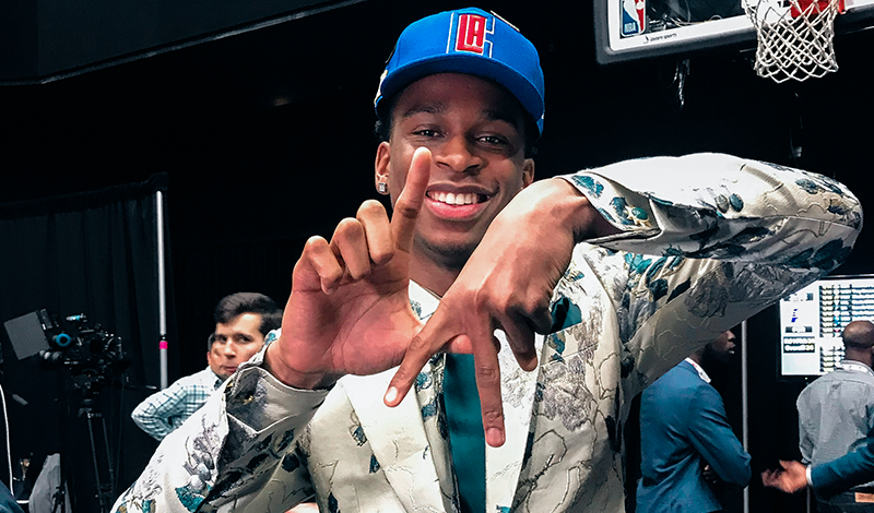 Photos: NBA Draft Night!