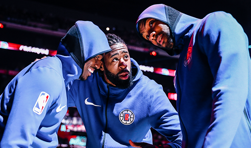 Best of the Best: Top Moments from the 2017-18 Clippers Season
