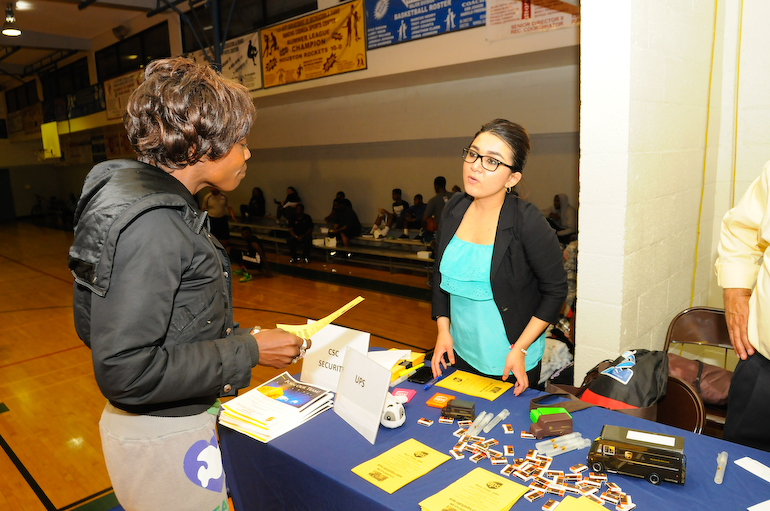 2013 – 14 Late Night Hoops Job Fair